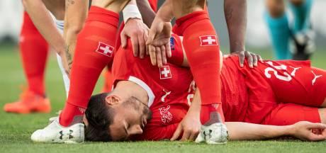Bewusteloze Schär snapt ophef over doorspelen bij Georgië - Zwitserland