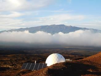 NASA beëindigt Marssimulatie van één jaar op Hawaï