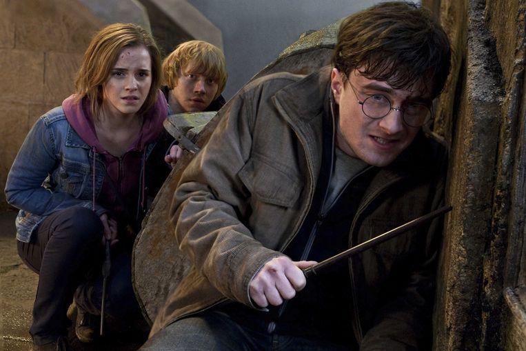 Daniel Radcliffe als Harry Potter. Beeld ap