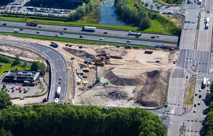 Rijkswaterstaat werkt binnenkort weer twee weekenden aan de N3. Foto ter illustratie.