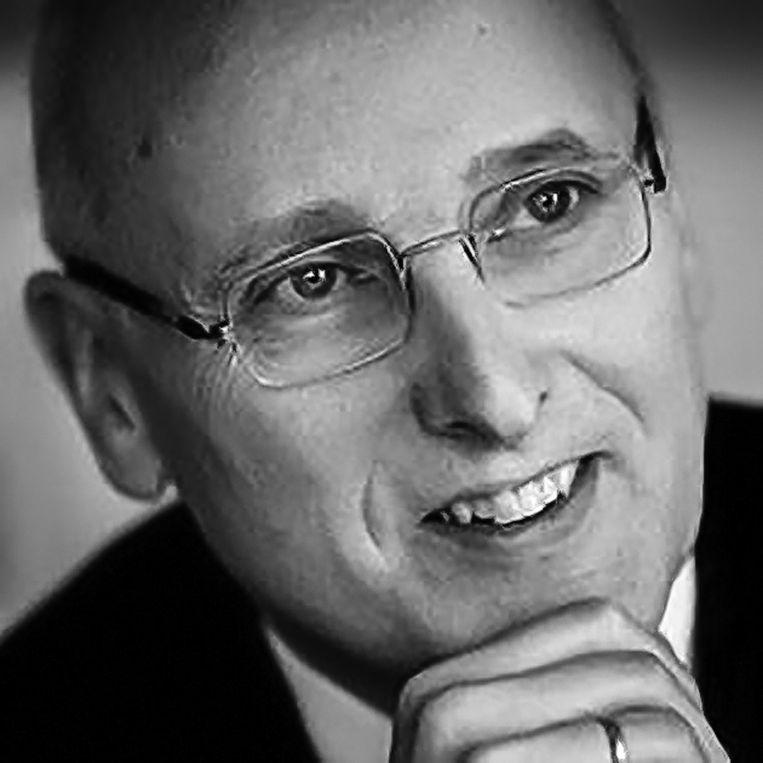Jan Schrijver, Bestuurskundige en erfpachter in Amsterdam Beeld Jan-Dirk van der Burg