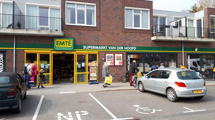 Emté-supermarkt Serooskerke