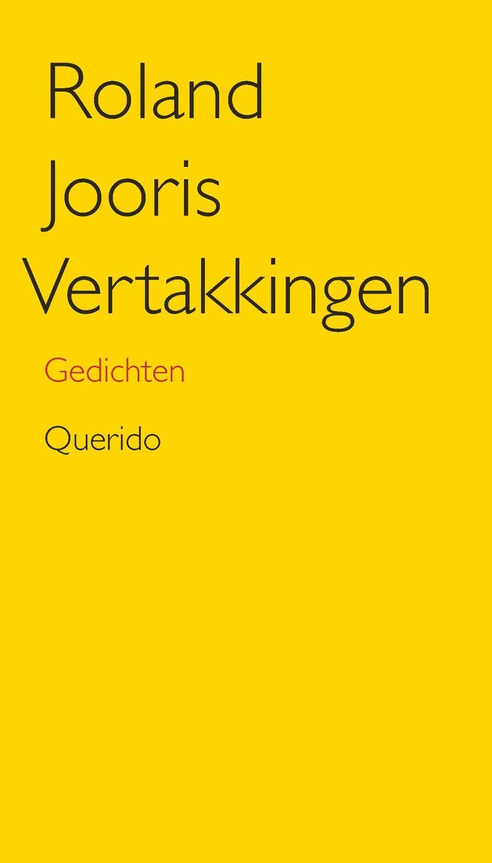 Roland Jooris, 'Vertakkingen', Querido, 55 p., 16,99 euro.   Beeld RV