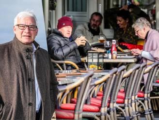 """Knokke-Heist overweegt opening terrassen op 1 mei, zelfs als Overlegcomité het verbiedt: """"Ik moet de volksgezondheid en openbare orde garanderen"""""""