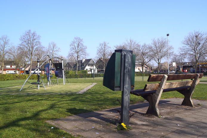 Het Aralveld in Bunschoten was onlangs het toneel van de mishandeling van een minderjarige jongen.