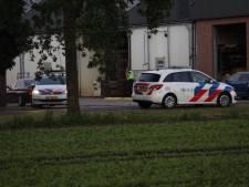 Arrestatieteam en FIOD vallen loods in Zeeland binnen