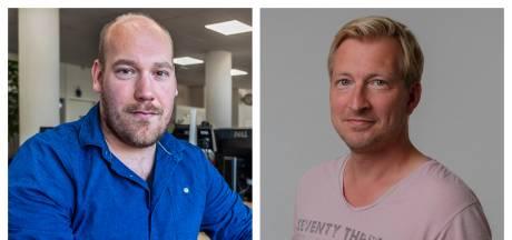 AD-misdaadverslaggevers Koen Voskuil en Yelle Tieleman genomineerd voor een Tegel