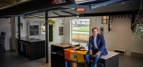 Ondanks de lockdown verovert deze raamdecoratiespecialist Nederland én België