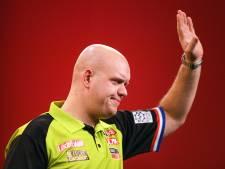 Van Gerwen niet blij met opponent King: 'Mensen als hij zijn slecht voor darts'
