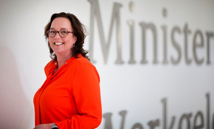 Tamara van Ark, staatssecretaris van Sociale Zaken en Werkgelegenheid