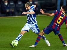 Blessure pour Adnan Januzaj, gros raté pour Griezmann, victoire importante pour le Barça