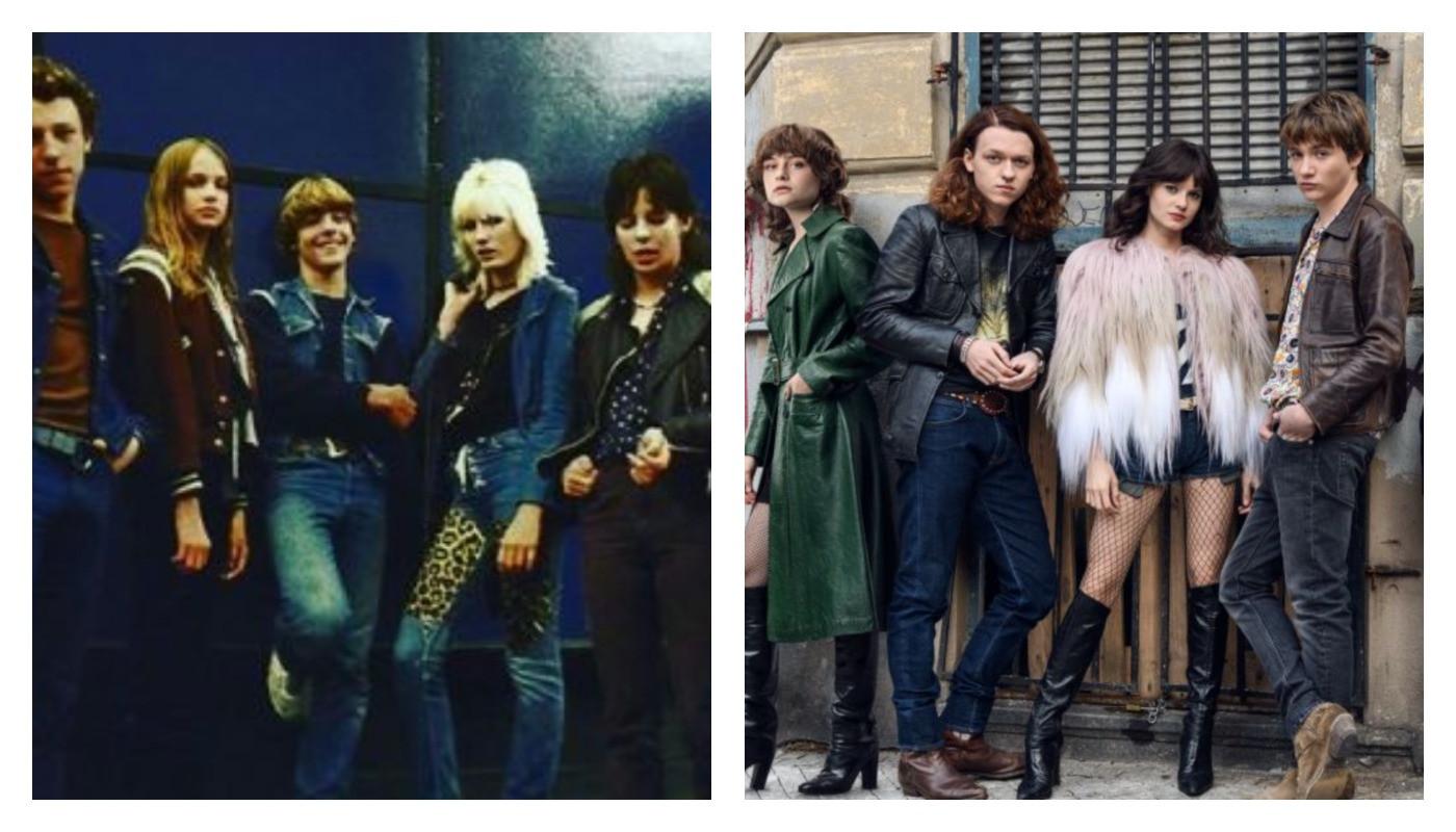 De cast uit 1981 versus de cast van de remake door Amazon in 2021.