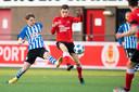Ze waren vorig seizoen allebei nog basisspeler: Helmonders Mitchel van Rosmalen en Sander Vereijken. Vanavond starten ze allebei vermoedelijk op de bank.