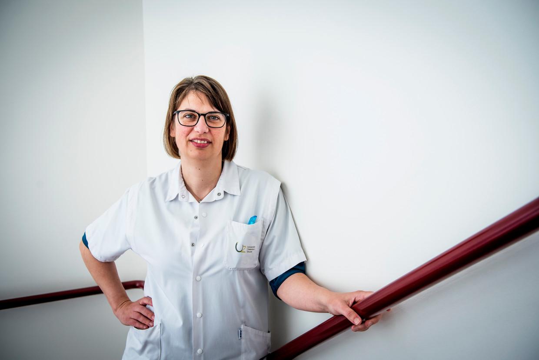 Professor Inge Gies. 'We moeten vooral meer inzetten op preventie. We gaan nu nog te veel uit van curatieve gezondheidszorg. Het lijkt me belangrijk dat die mindset verandert.' Beeld RV