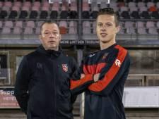 SC Bemmel-De Bataven van vader op zoon: 'Apart dat Brian op dezelfde plek speelt'