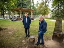 Nieuwe muziekkoepel in Oldenzaal heeft duidelijke missie: 'Laat je zien, dit podium is er voor iedereen'