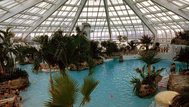 Zwembad Tropicana. Beeld ANP