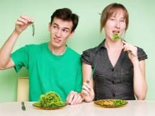 'Vrouw vindt gezond eten belangrijker dan relatie'