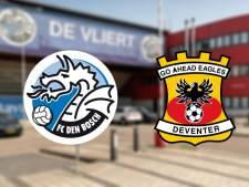 FC Den Bosch - Go Ahead Eagles
