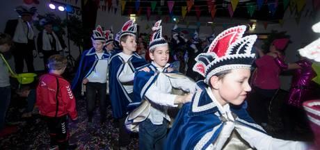 Kinderen verzekeren toekomst van carnavalsoptochten in regio