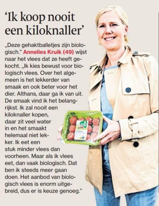 'Ik koop nooit een kiloknaller'