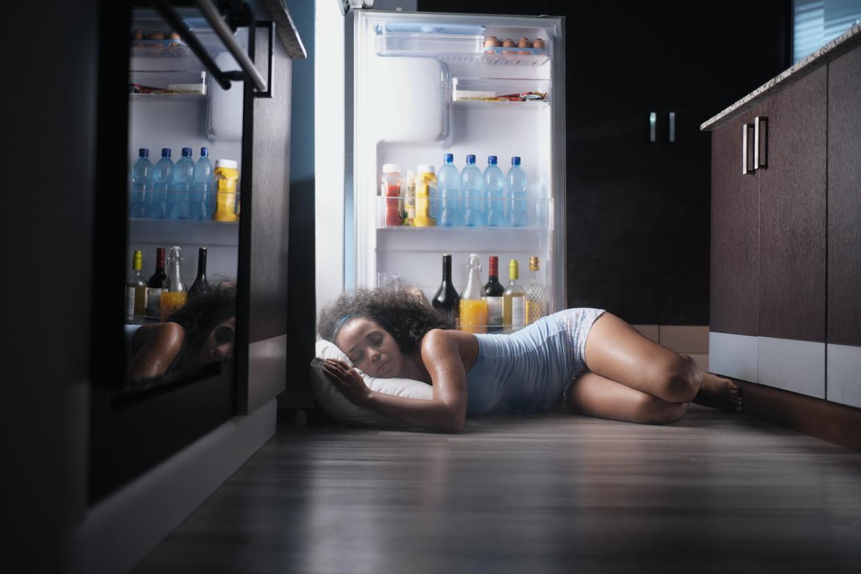 Warme nachten Beeld Shutterstock