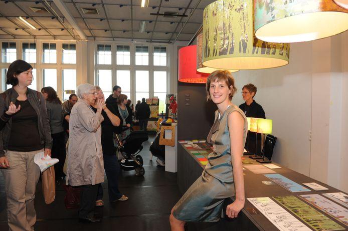 Lotte Martens waagt zich stilaan ook op de buitenlandse markt.
