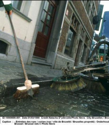 Déclaration de propreté dans les grandes villes wallonnes
