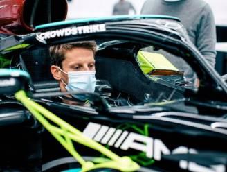 """Romain Grosjean kruipt straks voor het eerst sinds zware crash weer in F1-bolide: """"Ik ben zo opgewonden"""""""