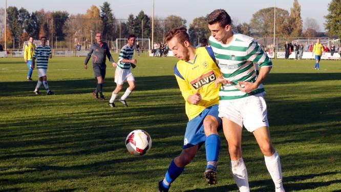 Programma amateurvoetbal 9 en 10 oktober