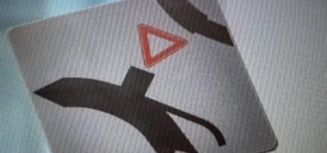 'Idiootste' verkeersbord van Wageningen is weg