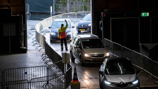 """Ontploffing in Nederlands coronatestcentrum: politie gaat uit van """"gerichte actie"""""""