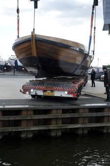 Botter verhuist naar Openluchtmuseum Arnhem