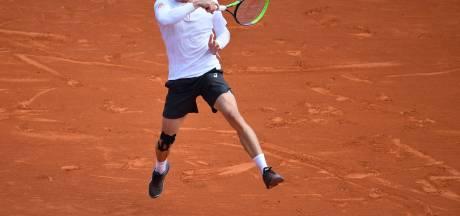 David Goffin contre Pierre-Hugues Herbert au 2e tour du tournoi de Barcelone