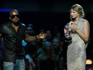 """Kanye West legt uit: """"Ik moést Taylor Swift onderbreken van God"""""""
