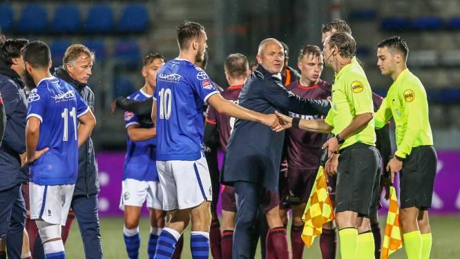 Liever de vlag dan de fluit: Apeldoorner Jeremy van der Ley (24) maakt debuut in profvoetbal