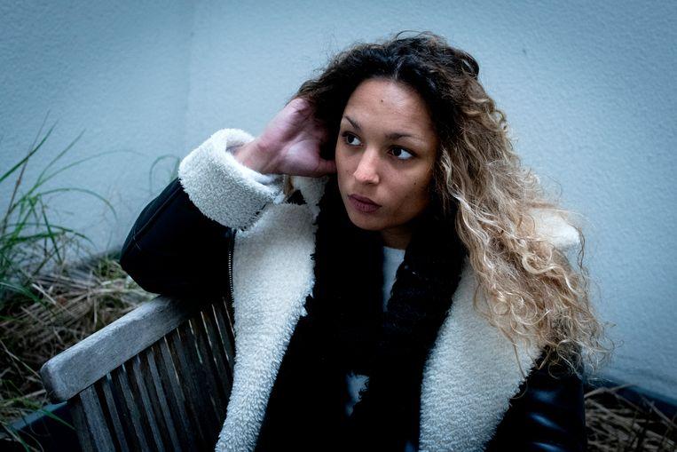 Saya De Monie.  Beeld Photonews