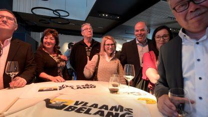 Website Vlaams Belang ligt plat door aanval