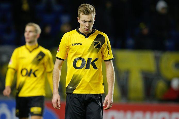 Arno Verschueren met op de achtergrond Finn Stokkers.