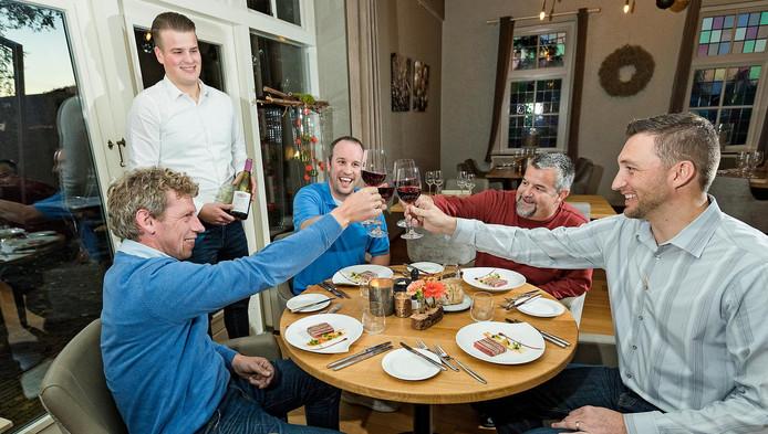 Restaurant Akkeroord in Waddinxveen kreeg bezoek van De Gouden Pollepel.