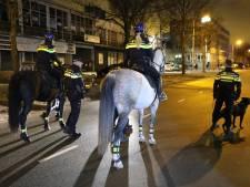 Onrustige nacht in de Haagse regio: agenten bekogeld met stenen, autobranden, straatroven en steekpartijen