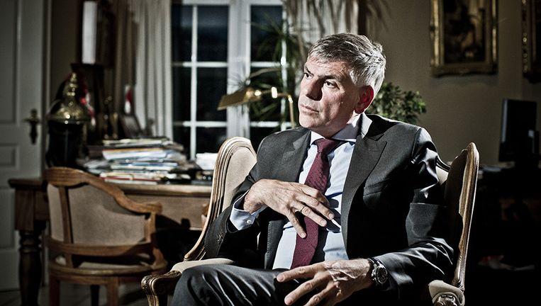 Filip Dewinter. Beeld Jonas Lampens