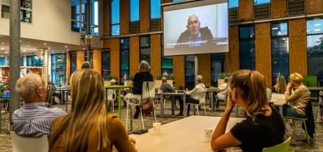 """Studenten filmen ouderen voor Alzheimer Café: ,,Dat ik niet naar jullie kon komen, dat vond ik het allerergste."""""""