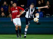 Breukers baalt van nederlaag: 'Willem II kwam voor een punt'