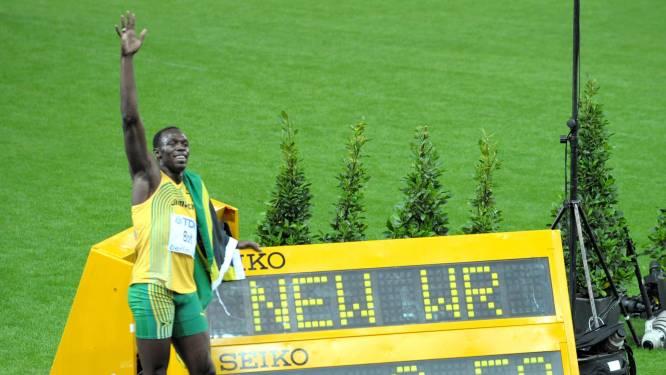De recordrace van Bolt: nooit meer was Usain zo snel als de Usain van 2009