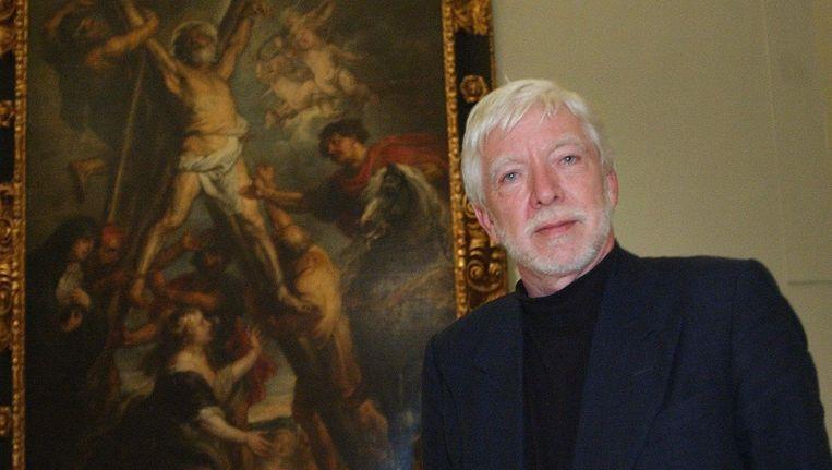 Met het overlijden van Eric Antonis verliest Vlaanderen een cultureel visionair. Beeld EPA