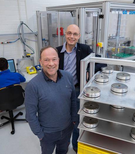 Deze magneten brengen straks capsule in de Hyperloop in beweging