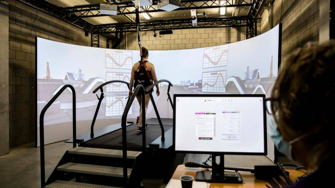 Bewegingslab UHasselt onderzoekt revalidatietechnieken in virtual reality