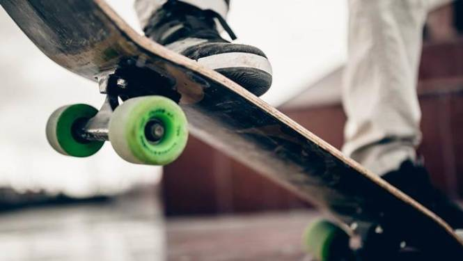 Leer skateboarden aan Oostbroek