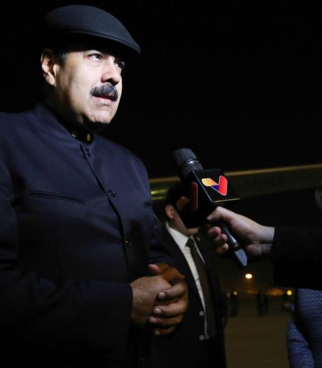 Hongerige Venezolanen woedend op president na decadent etentje